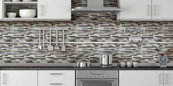 Daltile Luxury Tile Backsplash Elevate A Space From Ordinary To Elegant Or From Commonplace To Unforgettable View Tile Flooring Backsplash Styles